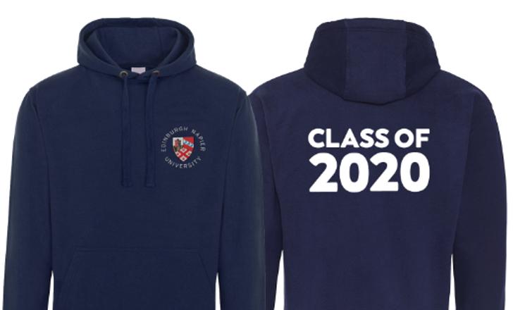 Class of 2020 Graduation Napier Hoodie