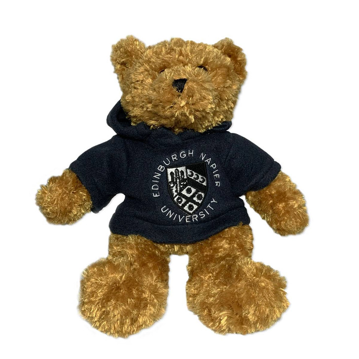 Napier Graduation Bear - Navy