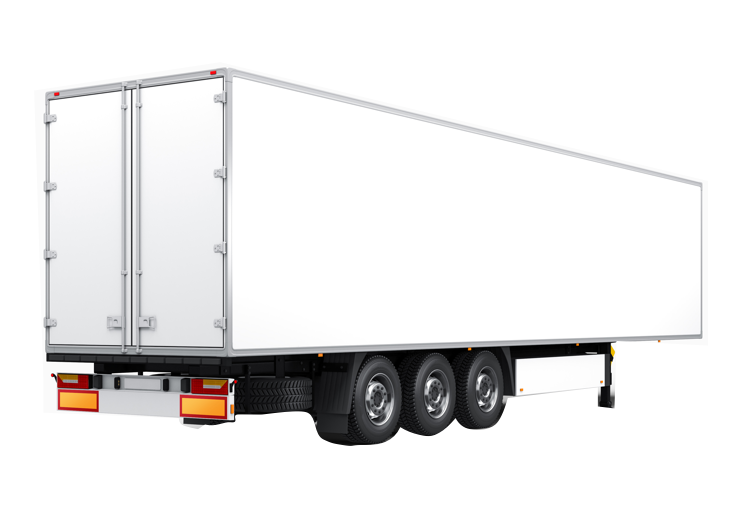Commercial Trailer Position Tires