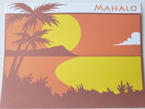 Mahalo Sunrise