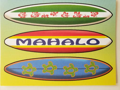 Mahalo Surfborads
