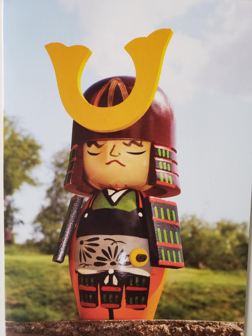 Kokeshi Warrior