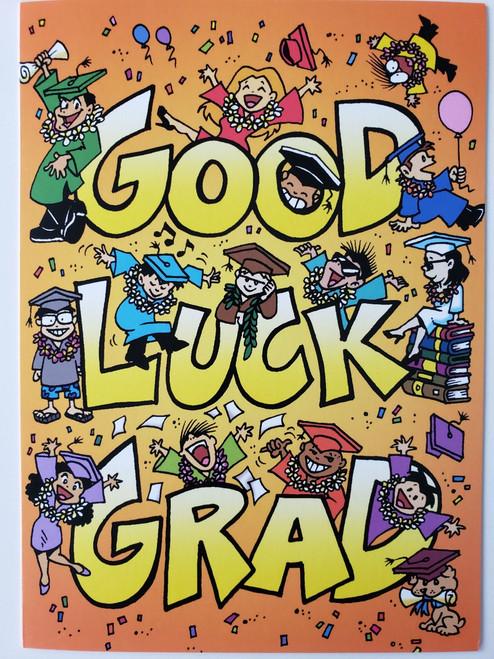 Good Luck Grad