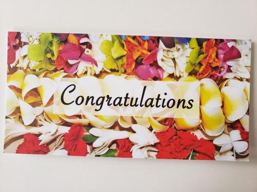 Congratulations Lei