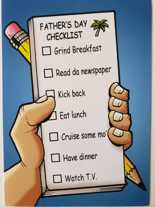 FD Checklist