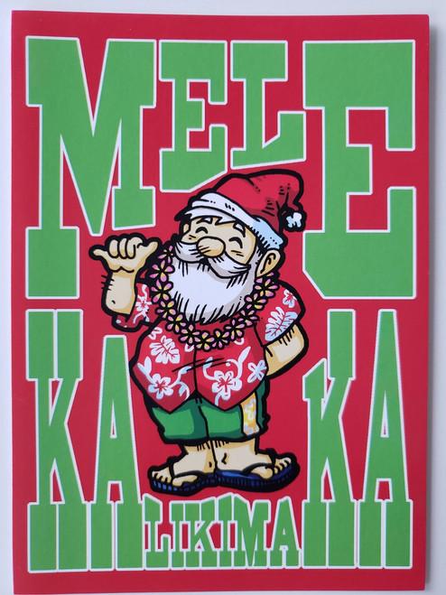 Shaka Santa
