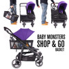 Easy Twin Shop & Go Basket