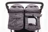 Easy Twin 3.0 Texas Limited Edition Black Plus 2 Carrycots Bundle