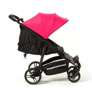 Easy Twin Plus Carrycot Bundle Pink