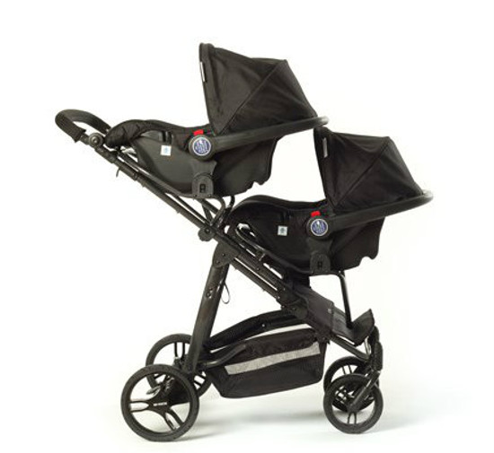 Easy Twin Maxi Cosi Adapters for 2 Capsules