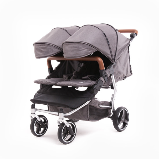 Easy Twin 3.0 Texas Limited Edition Silver/Tan