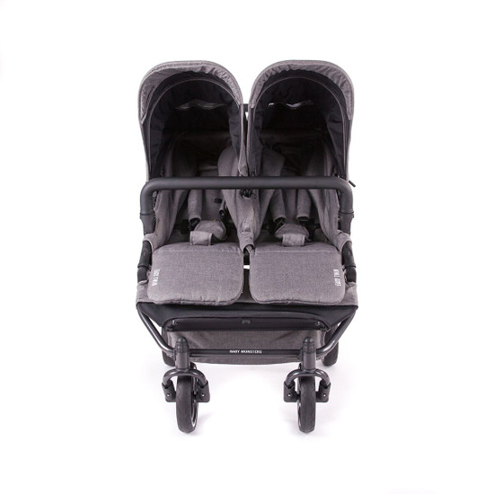 Easy Twin 3.0 Texas Limited Edition Black Plus Carrycot Bundle