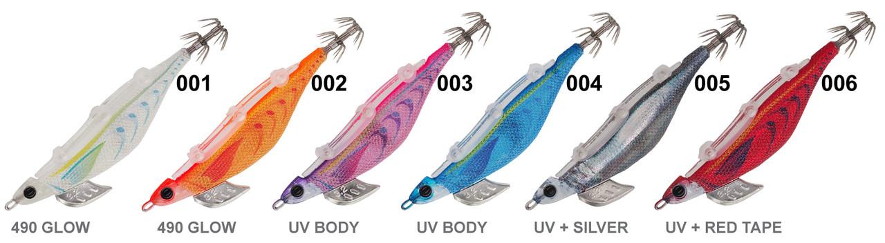 2020 Yamashita Eginno MoguMogu Search Squid Jig