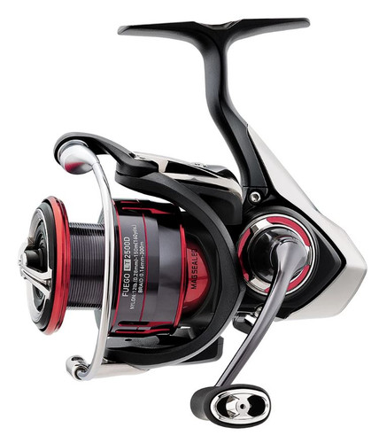 Review: Daiwa Fuego LT Spinning Reel