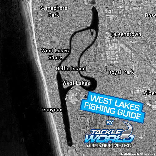 West Lakes Fishing Location Guide
