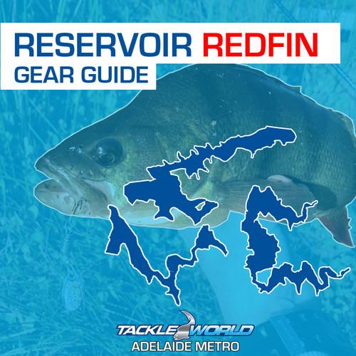 Reservoir Redfin: Gear Guide