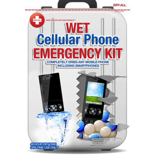 Wet Cellular Phone Emergency Kit **CLEARANCE**