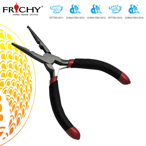 Frichy X44 Forged Steel Mini Split Ring Pliers