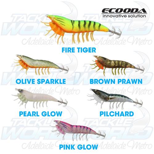 Ecooda Live Prawn Squid Jag **CLEARANCE**