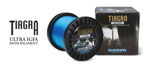 Shimano Tiagra Ultra IGFA Monoflament