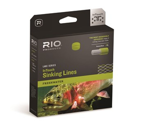 Rio InTouch Deep 5 Sinking Line Freshwater Fly Line **CLEARANCE**