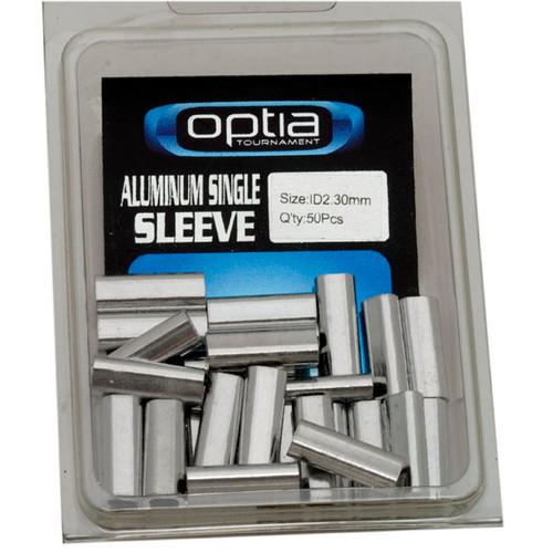Optia Aluminium Single Sleeve Crimp