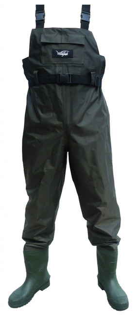 Wildfish Thigh & Chest Waders