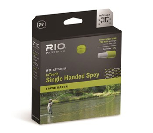 Rio InTouch Single Handed Spey Freshwater Fly Line