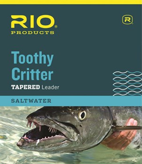 Rio Tapered Leader Toothy Critter