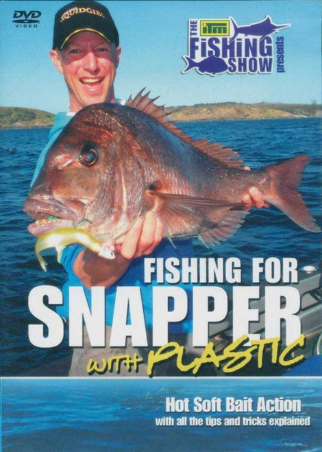 Fishing For Snapper With Plastic **CLEARANCE**