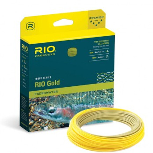 Rio Gold Freshwater Trout Series Fly Line