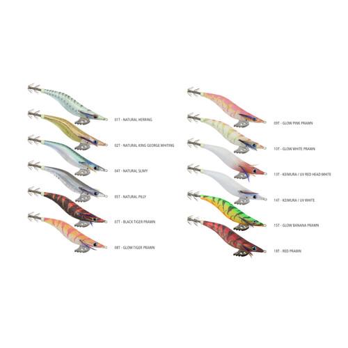 Shimano Sephia Egixile BB Squid Jig 2.5