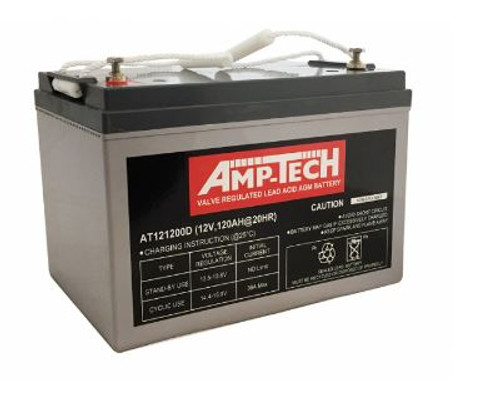 SuperCharge Battery AmpTech AT12180D