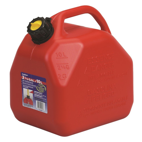 Scepter Jerry Can 10L Red