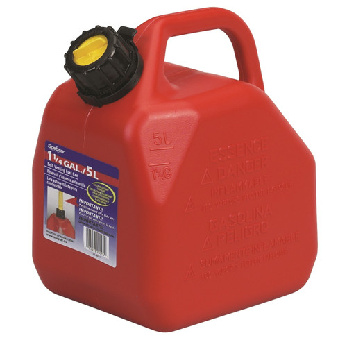 Scepter Jerry Can 5L Red