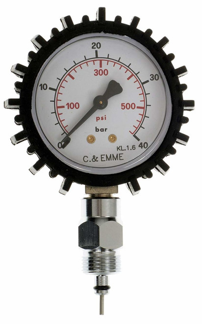 Cressi-Sub Speargun Pneumatic Pressure Gauge