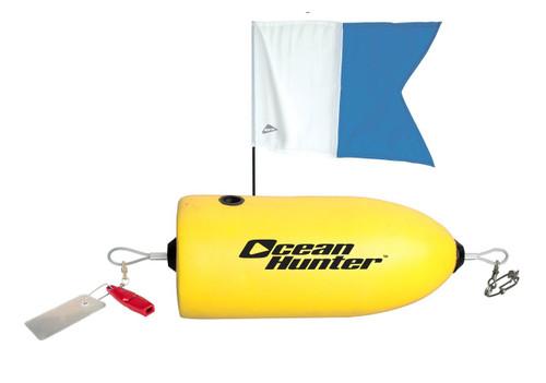 Ocean Hunter Foam Filled Torpedo Float