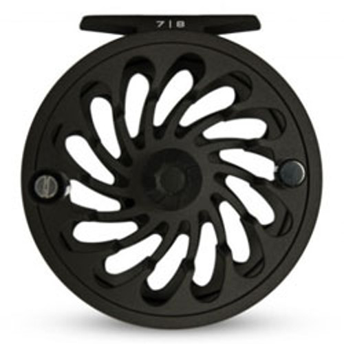 Ross Rapid Black Fly Reel
