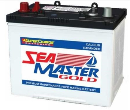 SuperCharge Battery Sea Master MFM50