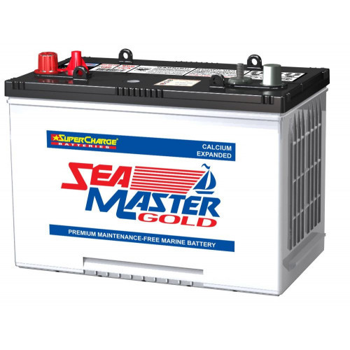 SuperCharge Battery Sea Master MFM70