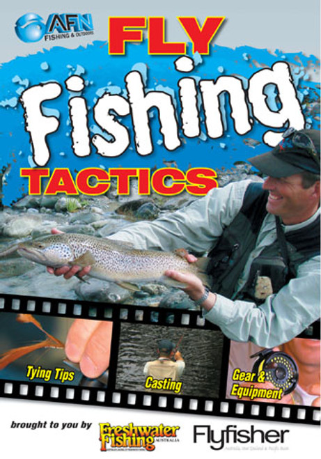 AFN Fly Fishing Tactics **CLEARANCE**