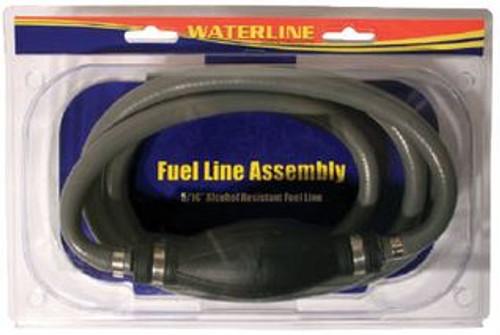 """Waterline Fuel Line 5/16"""" x 2m"""