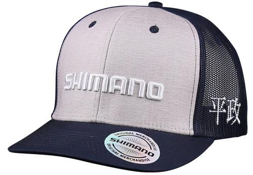 Shimano Coltsniper Kanji Cap Blue/Grey