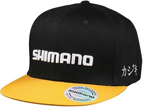 Shimano Tiagra Kanji Cap Black/Yellow