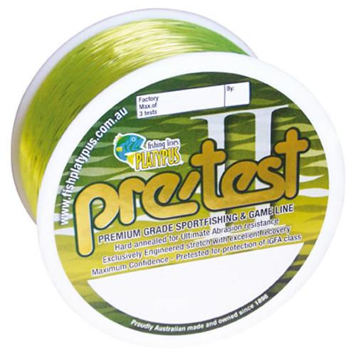 Platypus Pre-Test 1000m Hi-Vis Yellow