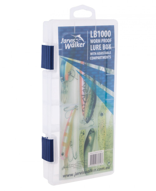 Jarvis Walker Lure Box LB 1000