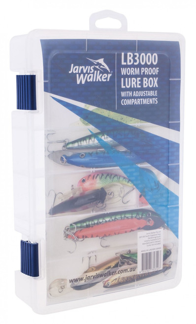 Jarvis Walker Lure Box LB 3000