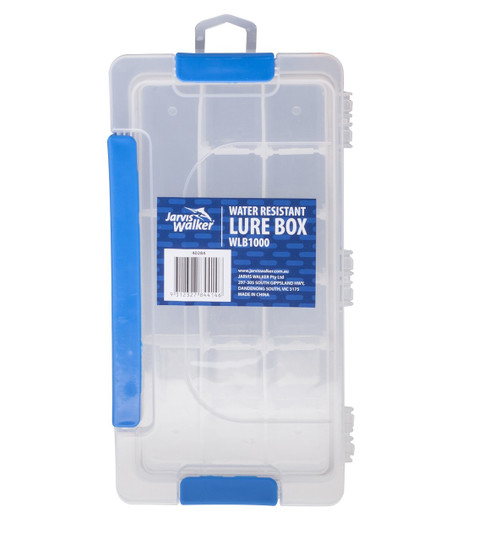 Jarvis Walker Water Resistant Lure Box 1