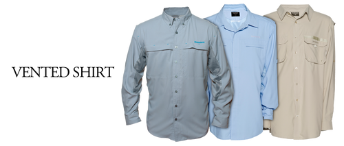 Shimano Vented Shirts - Boys & Girls
