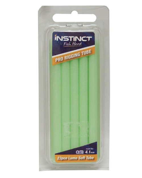 Instinct Pro Rigging Tube Green Lumo